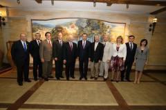 Întâlnire cu delegaţia Congresului SUA