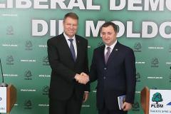 Este o onoare să îl avem în vizită pe Președintele României, Klaus Iohannis